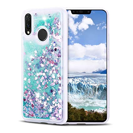 SpiritSun Funda Huawei P Smart Plus, Carcasa Huawei P Smart ...
