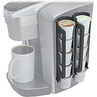 Sidekick Coffee Pod Dispenser (2 Pack) Mounts To Side Of Machine, Holder for Keurig K Cups