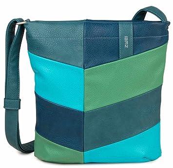 Handtasche Umhängetasche Frauentasche LISSY LY10 ZWEI zwei Hkm8qF