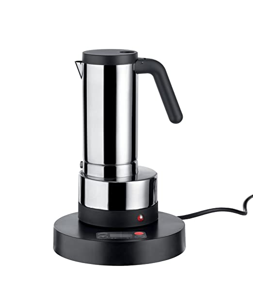Alessi Coffee.IT - Cafetera italiana eléctrica, 6 tazas ...