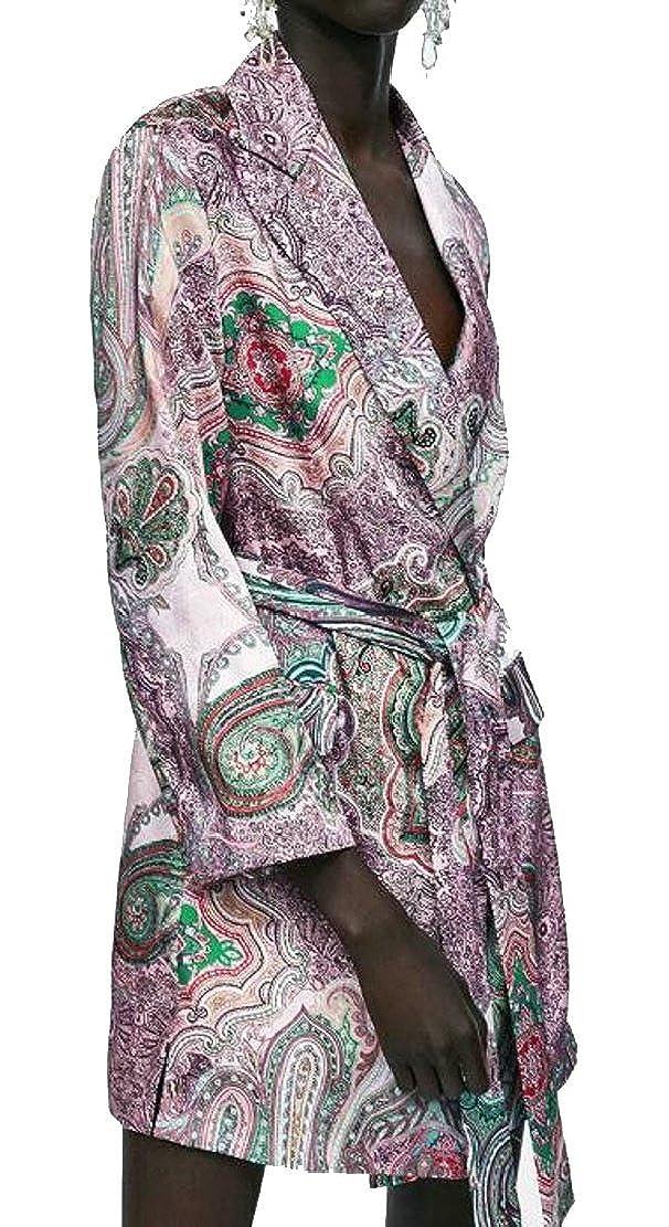 M/&S/&W Womens Long Sleeve Open Front Floor Length Knit Sweater Long Cardigan