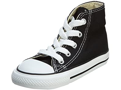 757342c2d6e2 Image Unavailable. Image not available for. Color  Converse Inft C T All  Star Style  7J231-BLACK Size  6