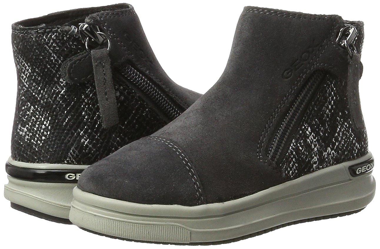 Amazon.com: Geox - Aveup - J741ZBC9002 - Color: Graphite - Size: 1.0: Shoes