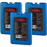 3 paneles de hielo reutilizables, 200 g, de la marca Thermos