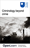 Criminology beyond crime