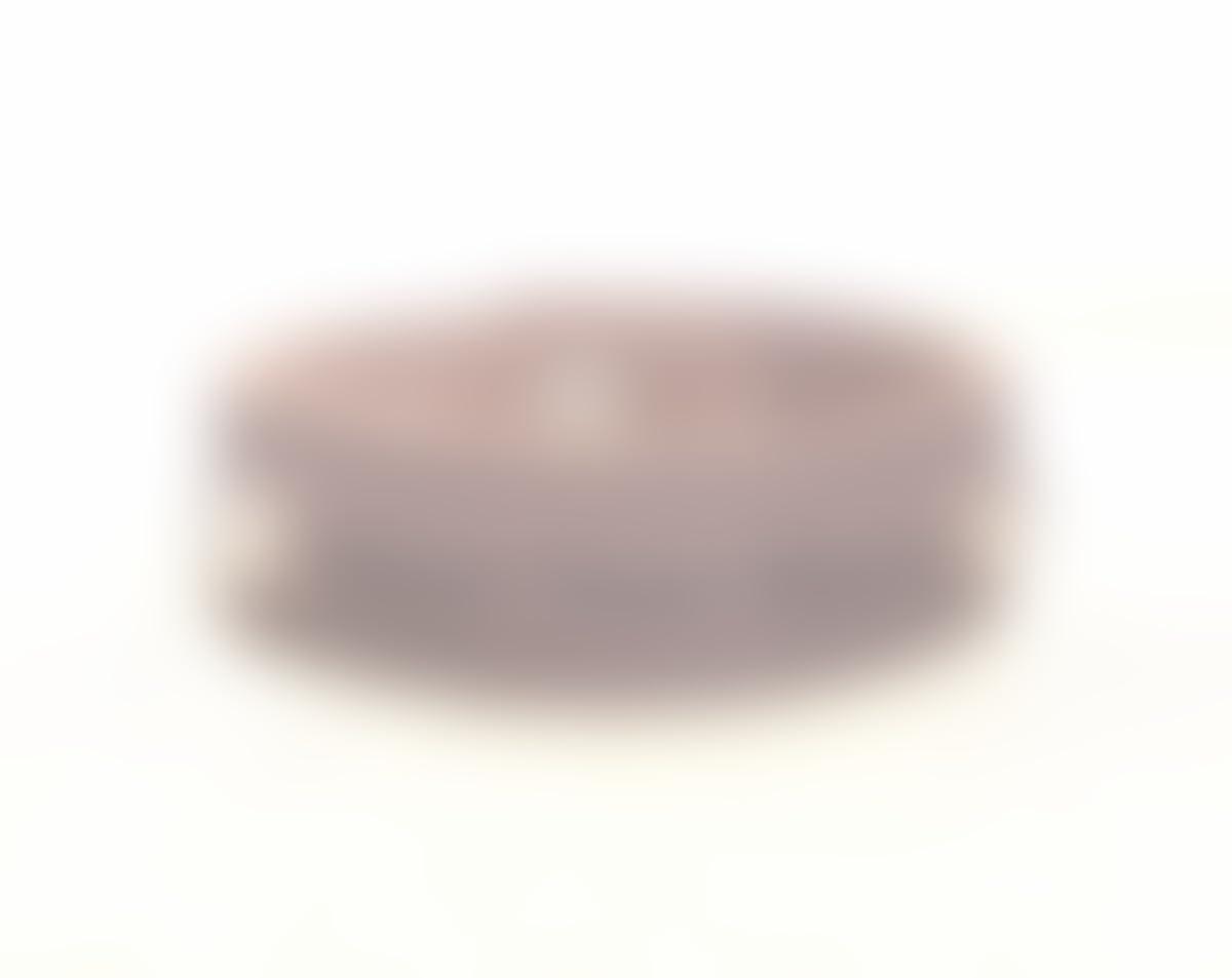 Amazon.com: Personalized Leather Bracelet. Custom Name ...