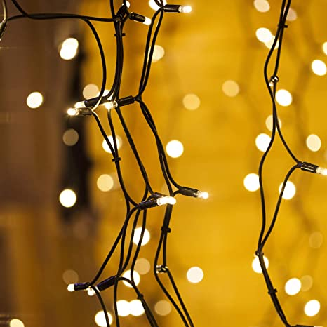 Merveilleux Esky Solar Fairy String Lights, OxyLED 55ft 100 LED Solar Led String Light,  Outdoor