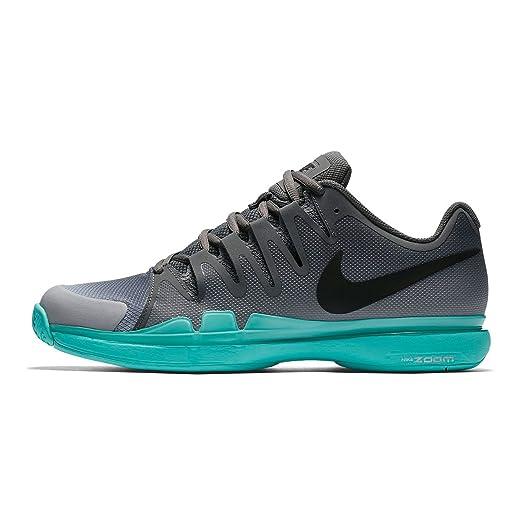 NIKE Men s Nike Zoom Vapor 9 5 Tour 2017 colors 10 5 DARK GREY BLACK AURORA GREEN Retail