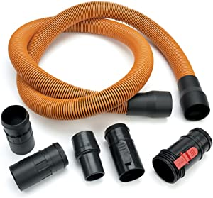 Ridgid 24608 1-7/8-inch Diameter by 10-foot LongReplacement Hose for Ridgid Vacuums