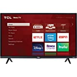 TCL 32-inch 1080p Roku Smart LED TV - 32S327, 2019 Model