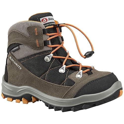 582ce9b6aaf45 DOLOMITE Scarpe Trekking Davos Kid Marrone-Nero-Arancio  Amazon.it  Sport e  tempo libero
