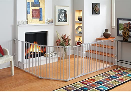 North States Superyard 3-in-1 Metal Gate