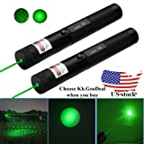 Amazon Price History for:2 PC GD-303 Type Laser Torch Style Focusable High Power 532nm Green Beam Laser Pointer Lazer Projector Pen by Kh.GooDeal