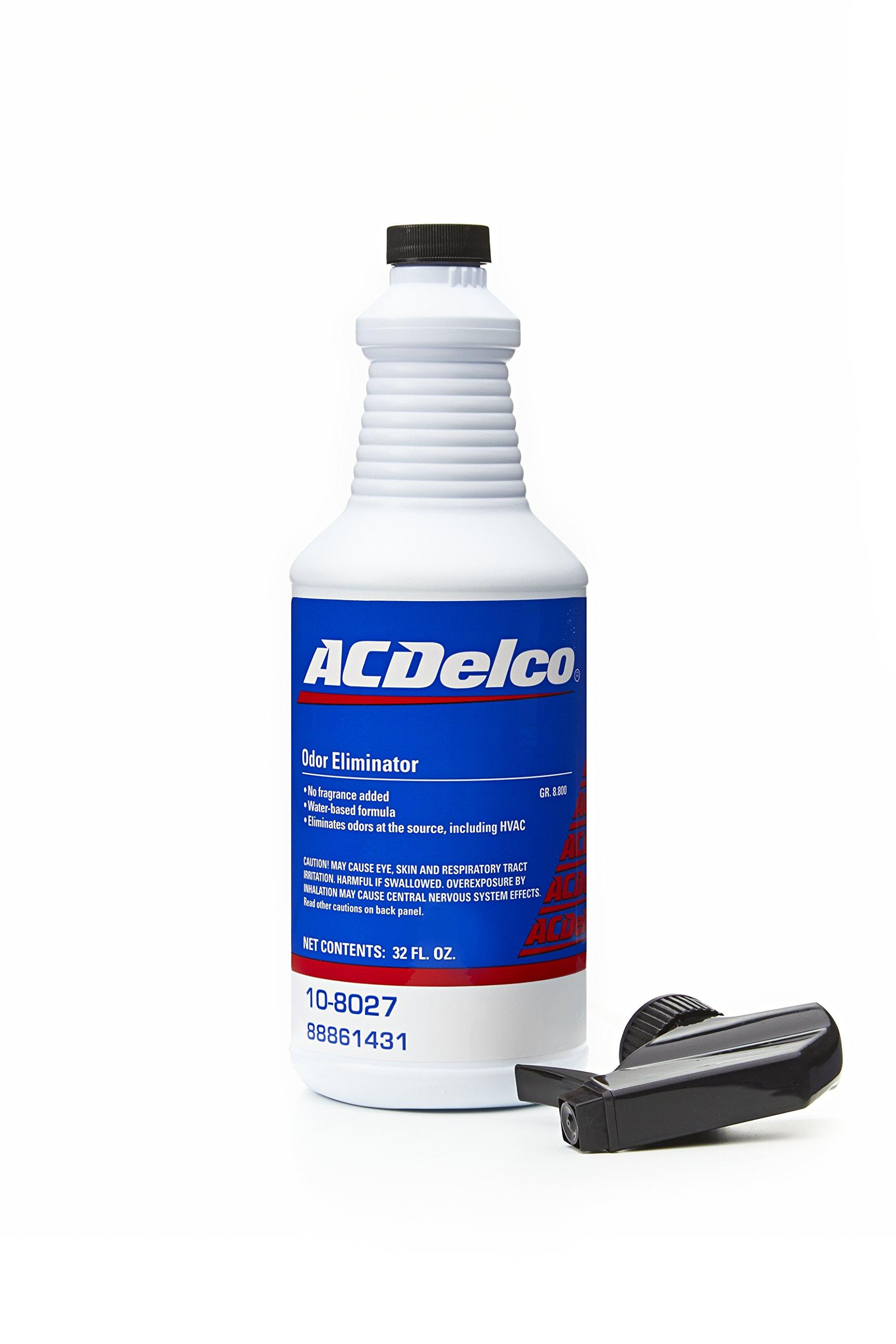 ACDelco 10-8027 Vehicle Odor Eliminator - 32 oz Spray