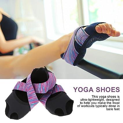 Amazon.com   Vbestlife Yoga Socks Non Slip Women 9fde70024