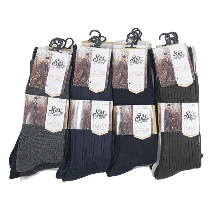 IMTD para hombre 24 pares Wholesale traje de calcetines de ...