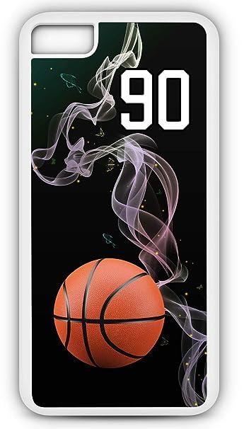 Amazon com: iPhone 8 Plus 8+ Case Basketball Trifecta
