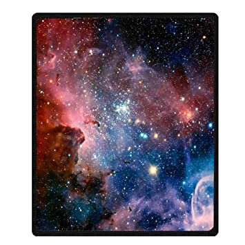 Amazon Space Throw Blanket By Goodbath Galaxy Universe Star Classy Galaxy Pattern