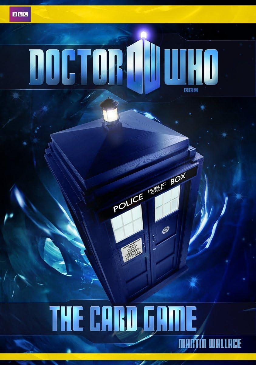 Doctor Who: The Card Game: Amazon.es: Juguetes y juegos