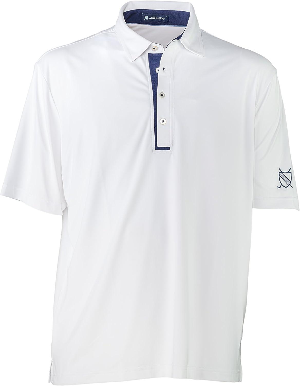 jelfy Polo tejido técnico – Polo de golf para hombre – Rolando ...