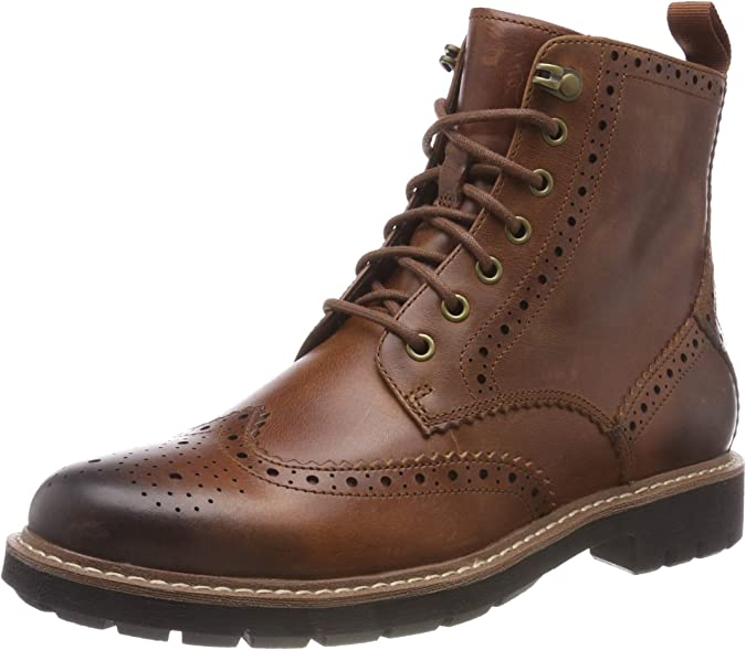 Clarks Batcombe Lord, Botas Chelsea para Hombre