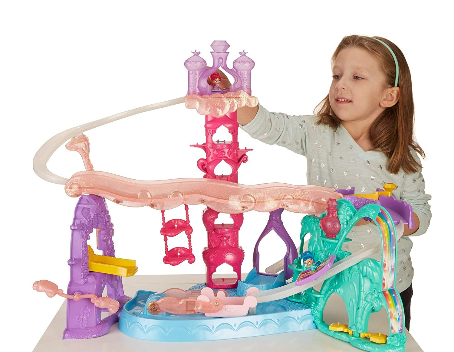 Nickelodeon Shimmer and Shine, Teenie Genies Magic Carpet Adventure