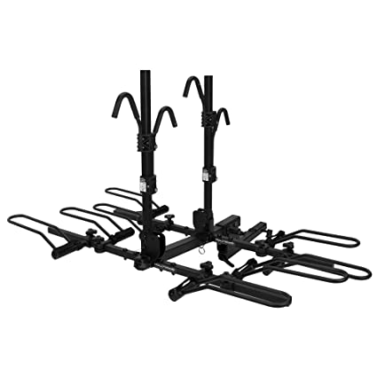 868278896bc Image Unavailable. Image not available for. Color  Hollywood Racks HR1400  Sport Rider SE 4-Bike Platform Style Hitch Mount Rack (2