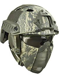 Amazon.com: Protective Gear - Airsoft: Sports & Outdoors
