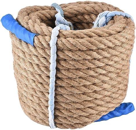 Cuerda de Yute Natural, Cuerda de Yute de Escalada Deporte al ...