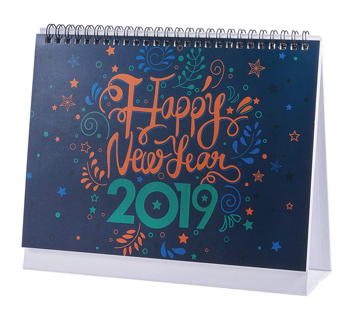Blue-Happy New Year