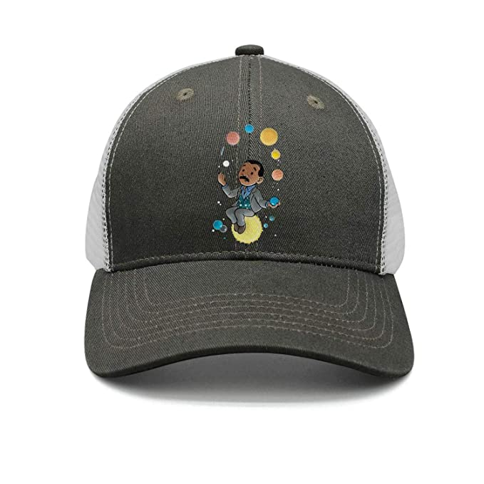 32b051d661d Amazon.com  Science Printed Adjustable Baseball Cap Snapback Dad hat ...