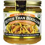 BETTER THAN BOUILLON Organic Chicken Base, 8 OZ