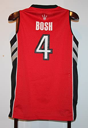Trikot Jersey-Camiseta de baloncesto de Nba Chris Bosh T.S Toronto Raptors: Amazon.es: Deportes y aire libre