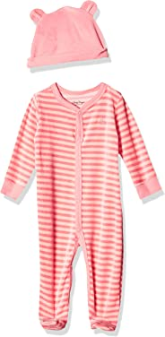BC Collection Conjunto Pijama Entero para Bebé-Niñas