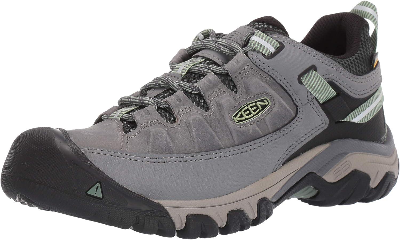 KEEN Women s Targhee 3 Low Height Waterproof Hiking Shoe Boot