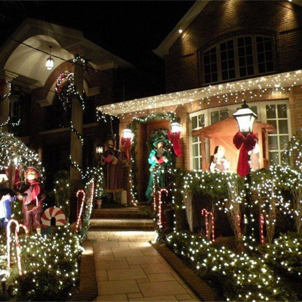 100-1000 LED Fairy Lights 10M-100M String Lamp Wedding Party XMAS New Year Decor