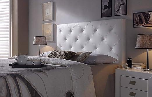 Marckonfort Tête De Lit Rombo 160x60 Blanc