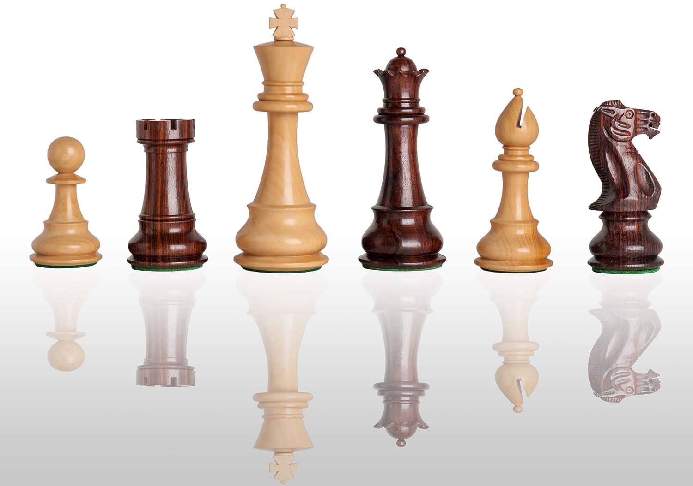 誠実 The House of - Staunton - The Classic Chessセット Classic - - ピースのみ - 6.0インチ キング - インディアンローズウッド B01M98PAPB, 比和町:3b6ac075 --- cygne.mdxdemo.com