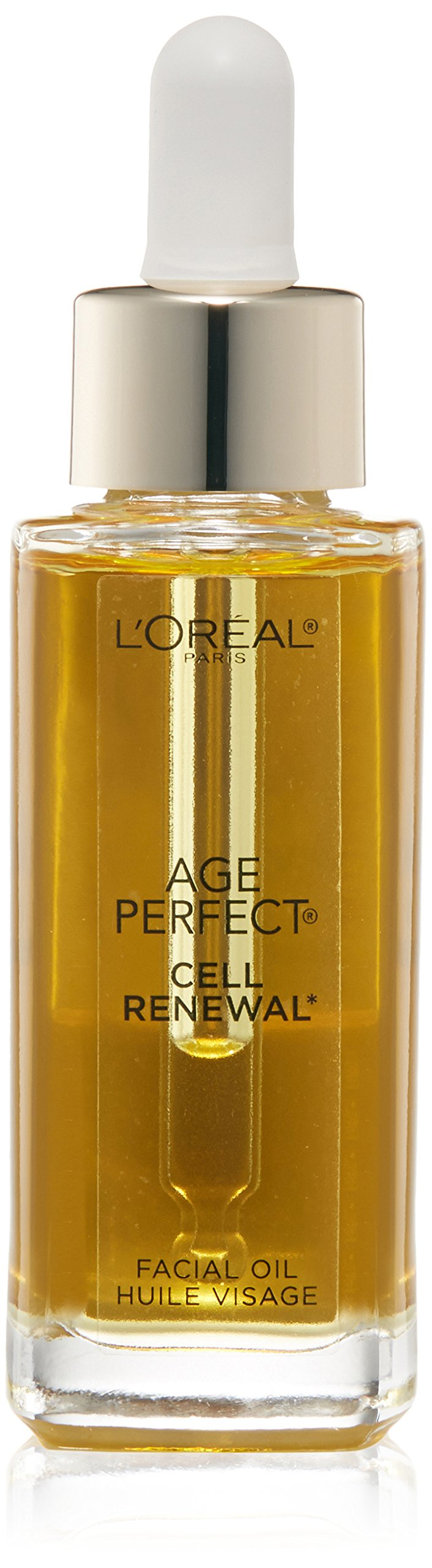 age perfect glow renewal facial oil