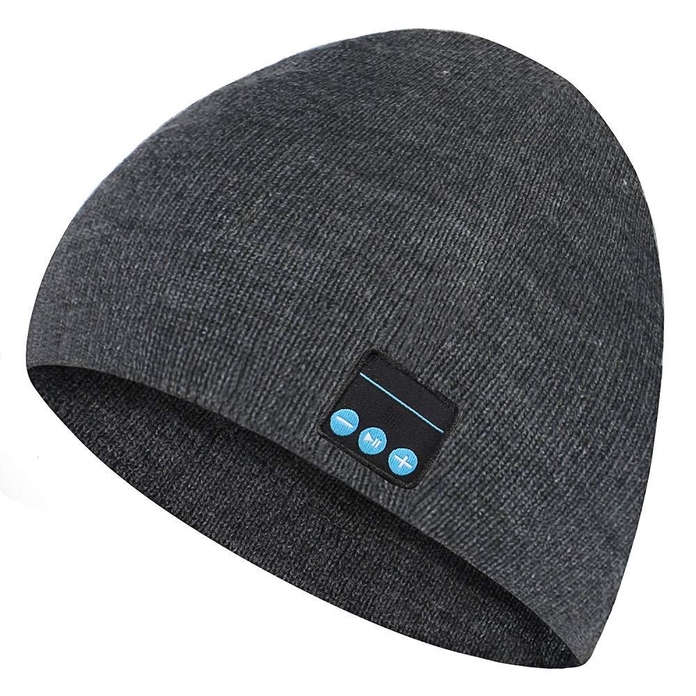 1b2715e878c Amazon.com  Wireless Music Beanie Hat