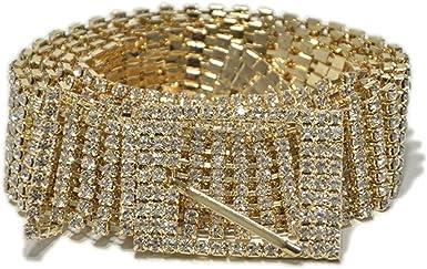 Cintura  della cinghia elastica del gancio della catena del metallo