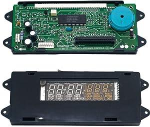 Whirlpool W71001799 Range Oven Control Board and Clock Genuine Original Equipment Manufacturer (OEM) Part