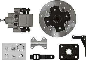 SuperATV Utility ATV Rear Disc Brake Conversion Kit for Honda 2x4 & 4x4 - See Fitment