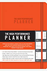 The High Performance Planner [Orange] Diary