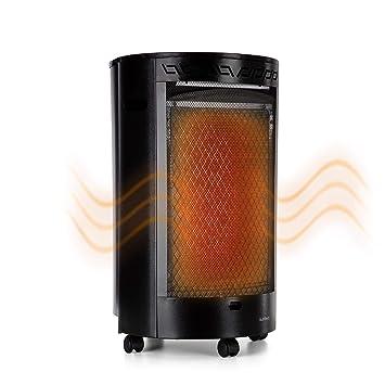 Blumfeldt Bonaparte Catalyt • Estufa de Gas de 2 Niveles • Estufa catalítica • 2500 W