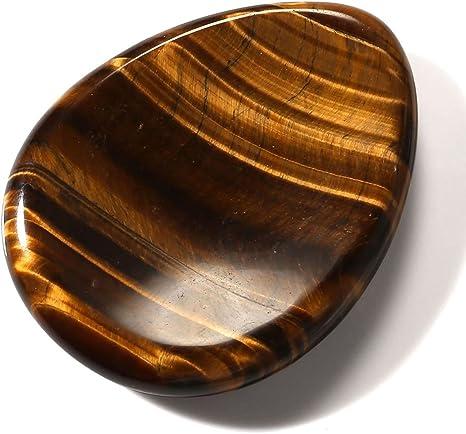 1pc Natural Tiger/'s Eyes Tower-Polished Crystal Point-Tiger/'s Eyes-Gemstone-Energy Protect Crystal-Chakra-Decor-Meditation-Gift