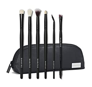 Morphe Eye Stunners Brush Set With Bag