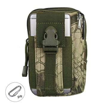 Tactical Pouch Bags Multi Purpose Molle Pack Outdoor Gear Holster