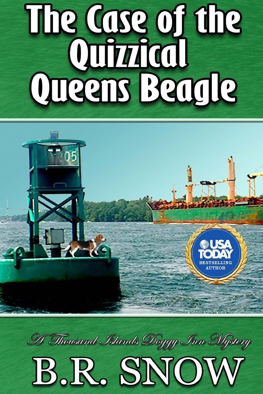 Download The Case of the Quizzical Queens Beagle (The Thousand Islands Doggy Inn Mysteries) (Volume 17) pdf epub