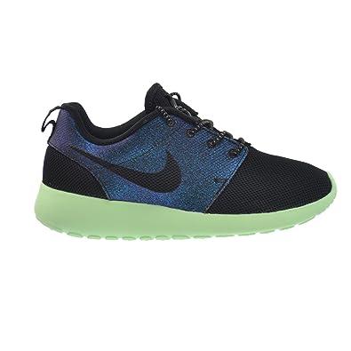 987390b9ee464 Nike Roshe One WWC QS Womens  Shoes Teal Black-Vapor Green-Black